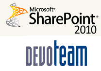 7 Sharepoint 2010 courses I've created for Devoteam