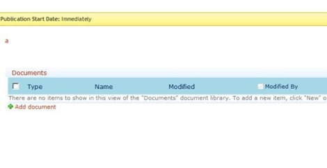 Sharepoint 2010 (Publishing editor) Bug: don't mix up web parts and reusable content in publishing field