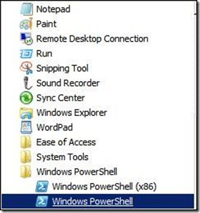 My SharePoint 2010 Powershell tutorial for SharePoint 200 developers
