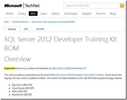 Boost your SharePoint BI knowledge with the SQL Server 2012