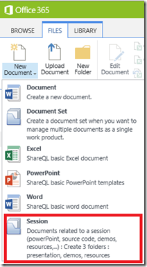 sharepoint 2013 document library template - sharepoint 2013 and folders in document set why i needed