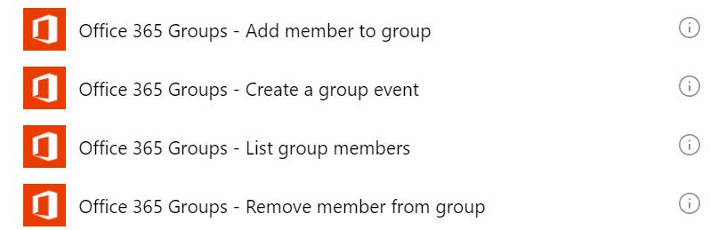 nolistofgroups