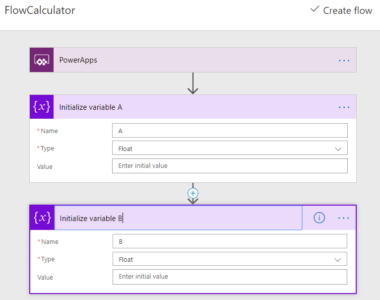 How to return value(s) from Microsoft Flow to PowerApps